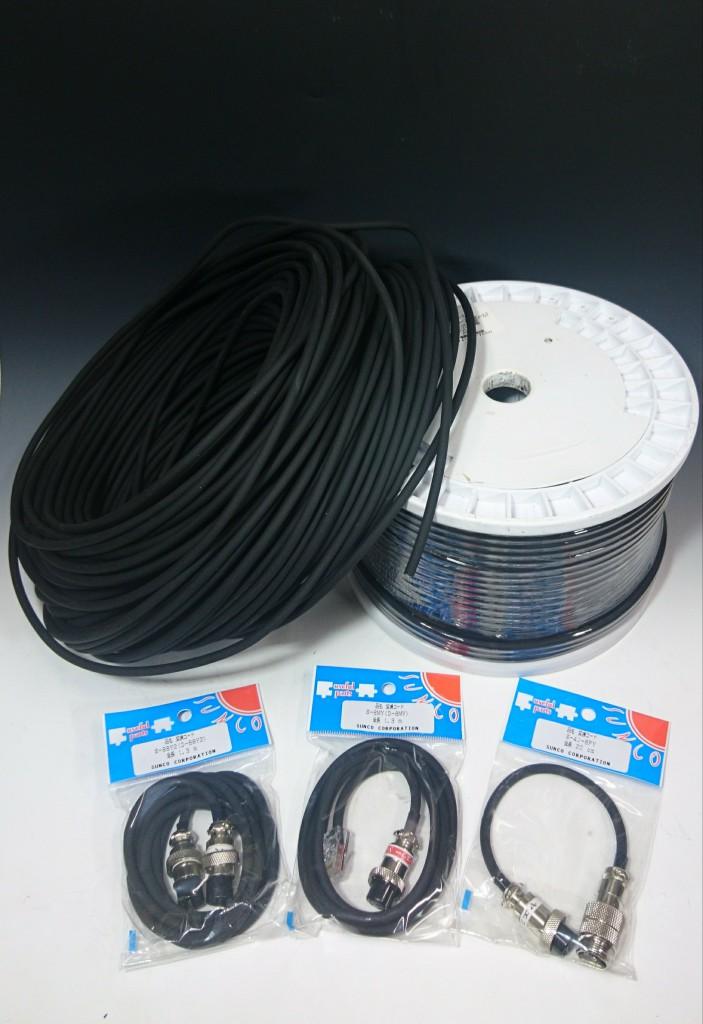 複合ケーブル SHMC-8 変換マイク各種